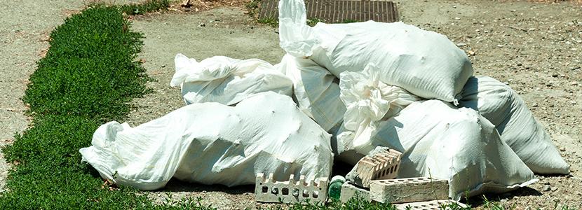 Evacuation sac à gravats à Paris Ecodrop