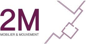 Logo de 2M Mobilier et Mouvement