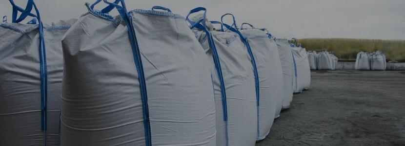 Enlèvement de Big bags 95